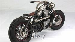18 Custom Motorcycle Fender Beaded Edge, Vintage Design, Harley-Davidson