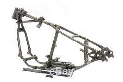 1948 Harley Replica Wishbone Panhead Rigid Frame Also Fit Shovelhead Knucklehead