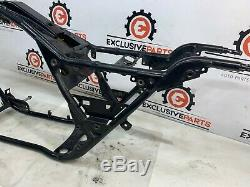 2004 Harley OEM Electra Glide Touring Main Frame Chassis Straight FLHTCUI 5007