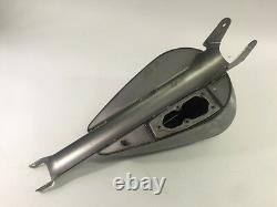 2007 up HARLEY SPORTSTER FRISCO INJECT GAS TANK BOBBER 2.5g XL1200 XL883 XL 1200