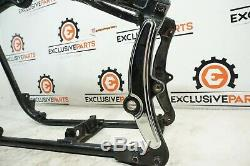 2008-2014 Harley Softail Heritage Classic FLSTC FRAME CHASSIS STRAIGHT 5025