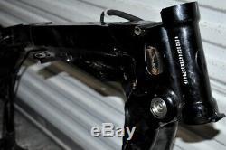 2008 HARLEY-DAVIDSON FXDF FRAME Dyna Fat Bob EZ REGISTER CLN TLT BENT Chassis