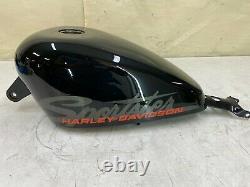 2011 Harley Xl1200x Sportster 48 Gas Fuel Petrol Tank Efi Fuel Injected