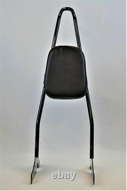 24 Harley Davidson Heritage/Deluxe Sissy Bar Back Rest WITH PAD 2000-2017