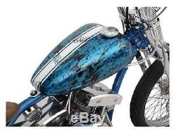 3 Gallon Paughco Chopper Bobber Rat Bike Custom Fat Bob Mustang Gas Tank Harley