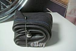 40 Spoke 16 Chrome Fr Wheel 16 x 3 Inner Tube For Harley 7-1/4 Hub Width X5