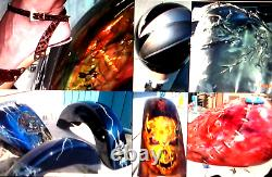 4.5 EFI Harley Sportster GAS TANK 07 08 09 10 11 12 13 14 15 16 17 18 19 48 883