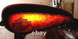 4.5 EFI Harley Sportster TANK 48 NIGHTSTER 1200 07 08 09 10 11 12 13 14 15 17 18