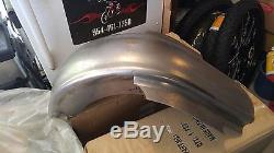 4 Stretch Steel Rear Fender W Fender Fillers 4 Harley Touring 2009/up Custom Ap