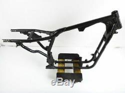 86 Harley Davidson Sportster XLH 1100 Main Frame STRAIGHT SLVG
