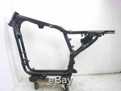 89 Harley Davidson Sportster XL 1200 Main Frame Chassis STRAIGHT CLN EZ