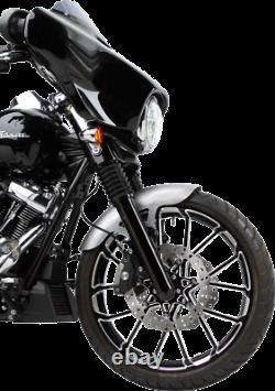 Arlen Ness 19 Pro Front Fender 14-19 Harley Touring FLHR FLHX FLRT FLHTKL FLHXS