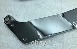 Arlen Ness Custom Wide Tire Rear Fender Struts 8.5 Harley Softail 6