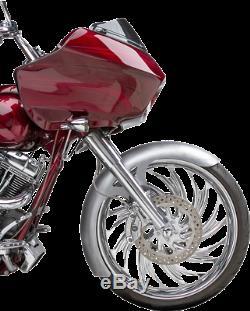 Arlen Ness Rapper 21 Wheel Front Fender 14-19 Harley Touring FLHR FLHX FLRT