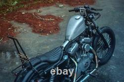 BOBBER FRISCO 2.5 Gallon Gas Tank Harley Sportster XL1200 EFI Fuel Injection 883