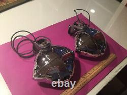 B-L-C 2020-A Art Deco Cat Eye Alien Fog Light Lamp GM Accesory Guide 30s 40s 50s