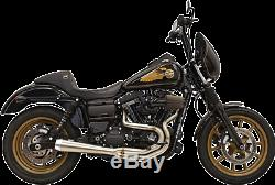 Bassani Greg Lutzka Limited Edition Exhaust System For 91-17 Harley Dyna FXDL