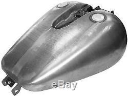Bikers Choice Quick Bob Gas Tank 3.5 Gal. 011482 For Harley Davidson