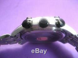 Bulova Harley-davidson 78b133 Men's Casual Watch Gray Dial / Chronograph Analog/