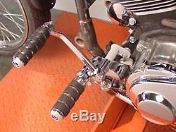 Chrome Jockey Foot Clutch Kit fits Harley Davidson, V-Twin 22-0953
