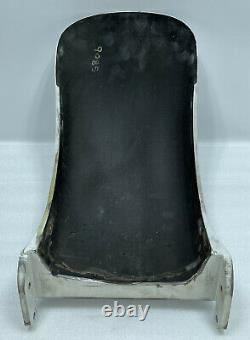 Custom Harley Chopper Steel Rear Fender 10.5 Wide Fat Tire Softail