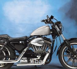 Drag Specialties 2.9 Gallon King Gas Tank 82-94 Harley Davidson Sportster XLH XR