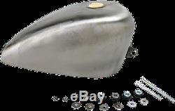 Drag Specialties Steel 2.9 Gallon Gas Fuel Tank 95-03 Harley Sportster XLH XL