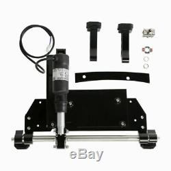 Electric Center Stand Air Ride Suspension & Air Tank For Harley Road King 09-16