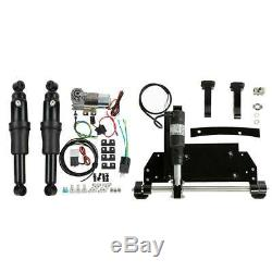 Electric Center Stand & Air Suspension For Harley Street Electra Glide 2009-2016