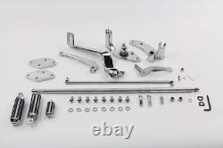 Extended Forward Control Kit for Harley Dyna Wide Glide 1991 2005