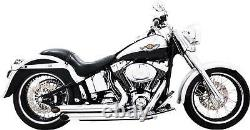FREEDOM DECLARATION TURN-OUTS CHR SOFTAIL HD00034 MC Harley-Davidson