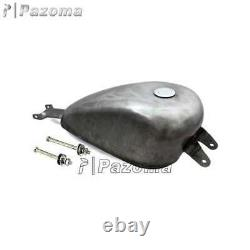 For Harley Sportster XL883 XL1200 X48 X72 Motorcycle Gas Fuel Tank EFI Injectior