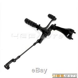 Forward Control Peg Levers Linkages For 04-16 Harley Sportster XL 883 XL 1200 US
