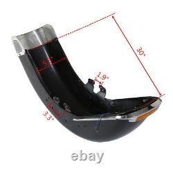 Front Fender Assembly Fit For Harley Electra Glide Ultra Limited Tri Glide 14-21