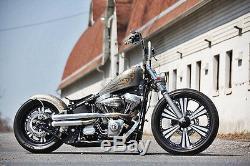 Fuel Tank for Harley Davidson Softail'00-Present EFI Bobber Chopper Ryca gas
