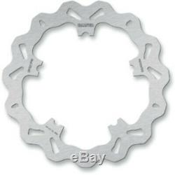 Galfer Solid Front Stainless Steel Wave Rotor Disc Brake Harley Dyna VRod 06-17
