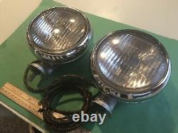 Guide 2025-A 5 Fog Light Lamp 54 55 Chevy Pickup Truck 47 48 49 50 51 52 53 GM