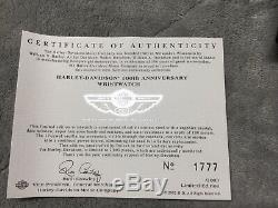 HARLEY DAVIDSON 100TH ANNIVERSARY LIMITED EDITION WATCH 1777 Of 2003