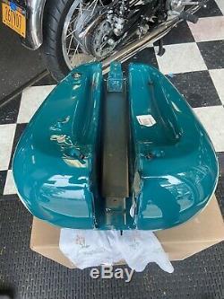 HARLEY DAVIDSON Heritage Softail 2009 EFI OEM Motorcycle Fuel Gas Tank