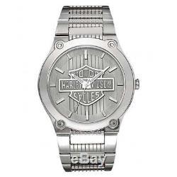 Harley Davidson 76A134 Gent's Bracelet Watch