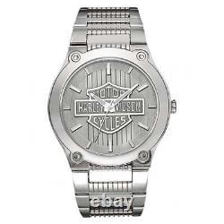 Harley Davidson 76A134 Men's Bracelet Wristwatch