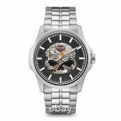 Harley Davidson 76A158 Men's Automatic Wristwatch