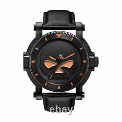 Harley Davidson 78A114 Men's Signature Collection Wristwatch