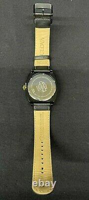 Harley Davidson Men's Bulova Willie G Black Watch 78B129