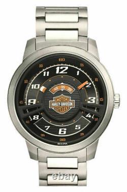 Harley Davidson Men's Watch 76A162