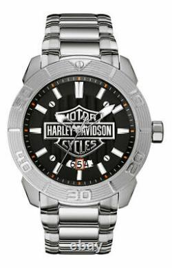 Harley Davidson Men's Watch 76B169