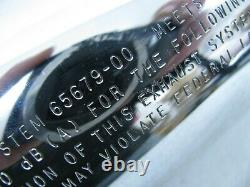 Harley Davidson Mufflers FLSTS Heritage Softail Springer 65655-00 & 65679-00