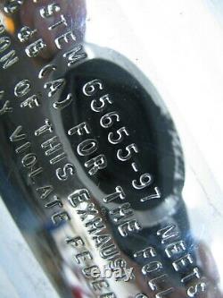 Harley Davidson Mufflers FLSTS Heritage Softail Springer 65655-97 & 65679-97