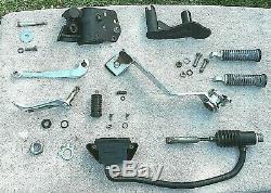 Harley-Davidson OEM SOFTAIL Forward Controls FLSTC FX FXD SPRINGER EVO FXSTC