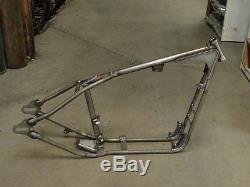 Harley Davidson / Paughco'Ironhead' Rigid Sportster Frame 120X